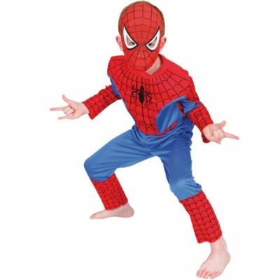 Pókember prémium jelmez M méret