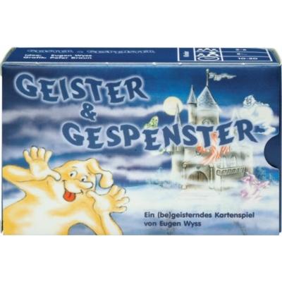 Szellemek és kísértetek – Geister& Gespenster
