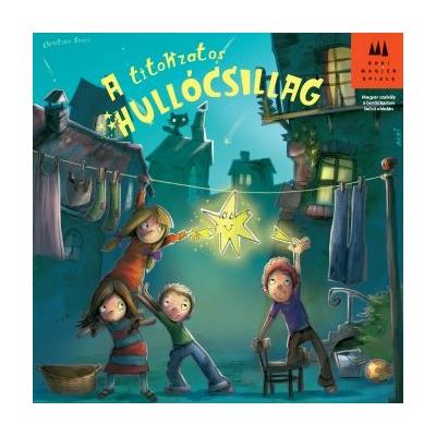 Titokzatos hullócsillag - Die Geheimnistvolle Sternschnuppe - Klickado