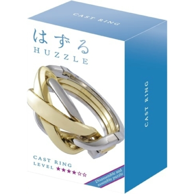 Huzzle: Cast – Ring****