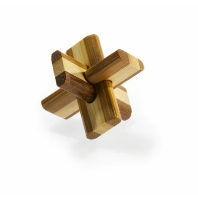 3D Bambusz puzzle - Doublecross** 473125