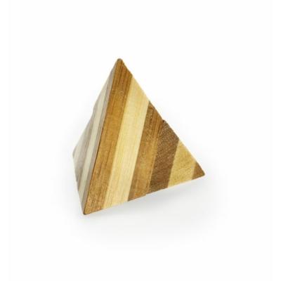 3D Bambusz puzzle - Pyramid* 473126