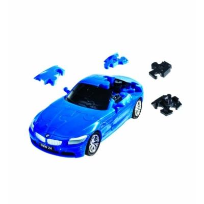 3D Puzzle - BMW Z4 - kék