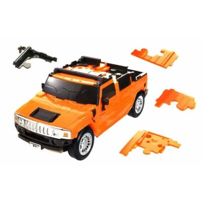 3D Puzzle - Hummer H2 - Orange ***