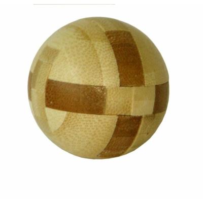 3D Bambusz puzzle - Ball *** 473129