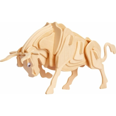 Gepetto's Workshop - Bika - 3D fapuzzle