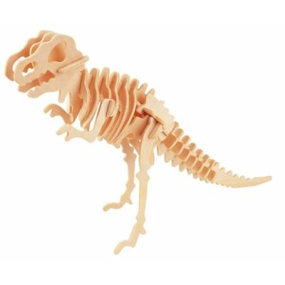 Gepetto's Workshop - Tyrannosaurus - 3D fapuzzle