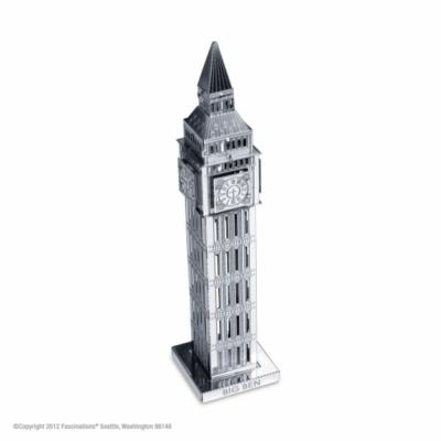 Metal Earth - Big Ben- 3D fémépítő