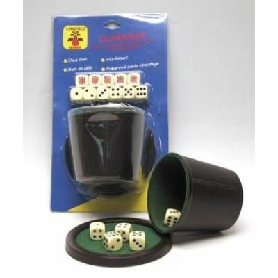 Kockapóker dobópohárral 730605