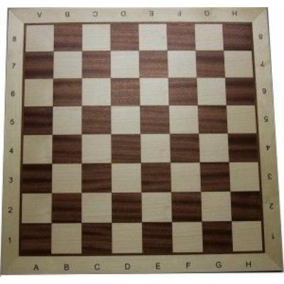 Sakk tábla, 54x54cm-es - 663000