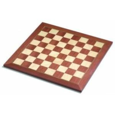 Sakktábla, mahagóni fából 48x48cm-es - 662310