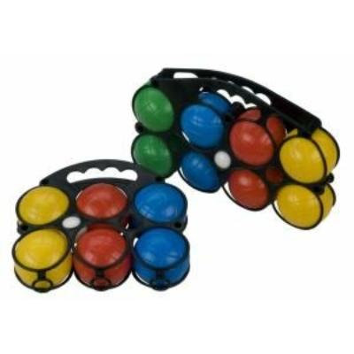 Pétanque, színes, 8 golyó - 250202