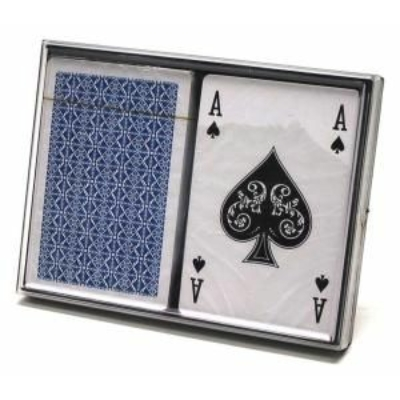 Longfield kártya 2*55 lap műa.dobozban 750210