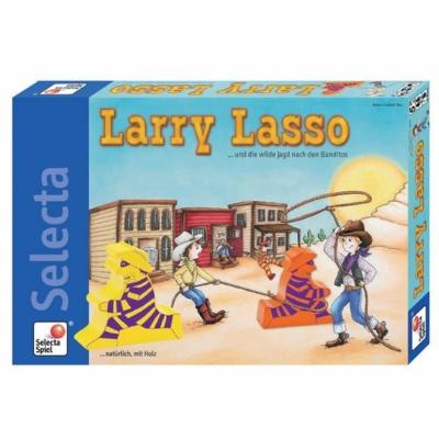 Larry Lasso Familienspiele