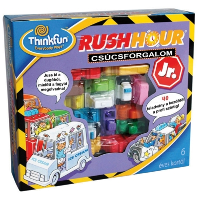 Rush Hour – Csúcsforgalom Junior