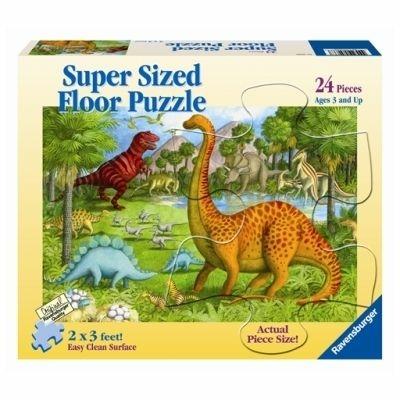 Puzzle 24# Dinoszauruszok