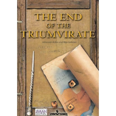 End of the Triumvirate