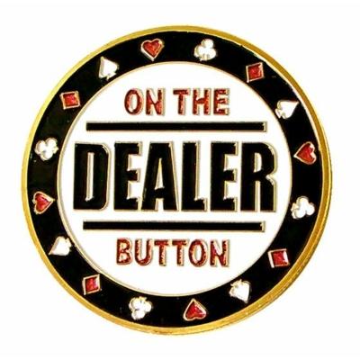 Póker dealer zseton, On the Dealer