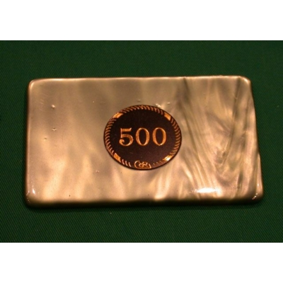 Nagy címletű zseton - 500