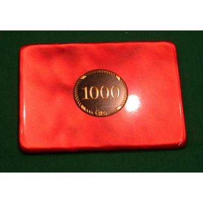 Nagy címletű zseton - 1000