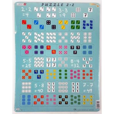 Larsen maxi puzzle 2*2 AR6