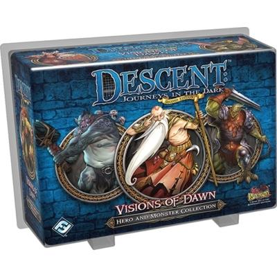 Descent 2nd Edition - Visions of Dawn kiegészítő
