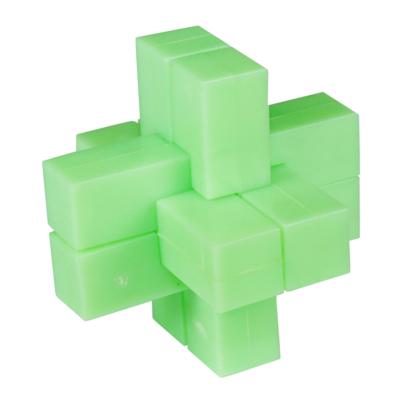 RG The Cross puzzle, fluoreszkáló