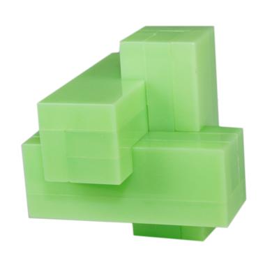 RG The Block puzzle, fluoreszkáló