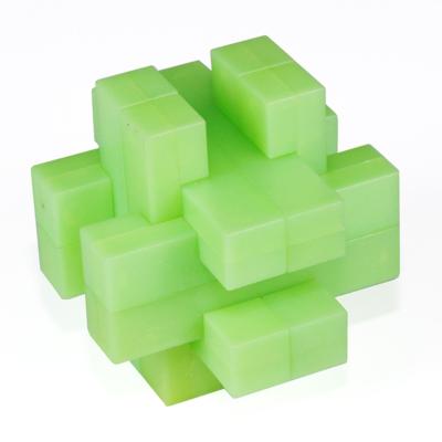 RG The Knot puzzle, fluoreszkáló