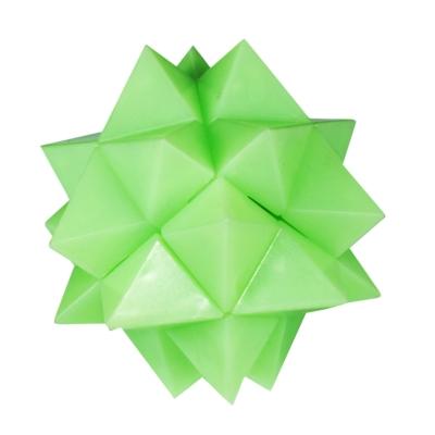 RG The Star puzzle, fluoreszkáló