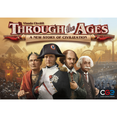 Through the Ages: A New Story of Civilization (2015-ös kiadás)