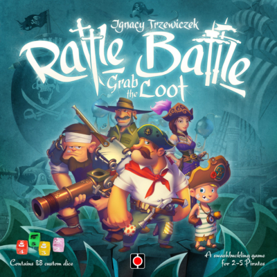 Rattle, Battle, Grab the Loot!