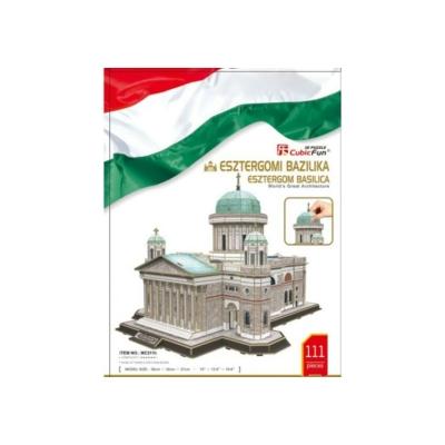 3D puzzle - Esztergomi Bazilika