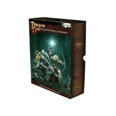 Dungeon Saga: The Adventurer's Companion kiegészítő