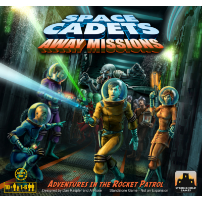 Space Cadets: Away Mission
