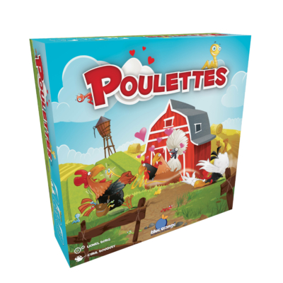 Poulettes (Chicken Love)