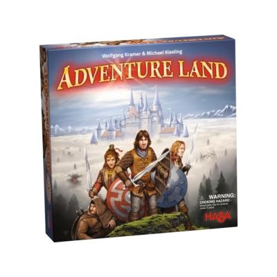 Adventure Land - Kalandok földje