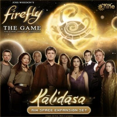 Firefly: The Game - Kalidasa kiegészítő