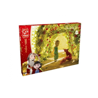 A kis herceg - Rózsakert - 1000 db-os puzzle