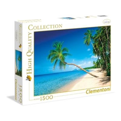 Clementoni 1500 db-os puzzle Karib-szigetek 31669