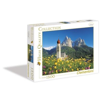 Clementoni 1500 db-os puzzle Dél Tirol 31997
