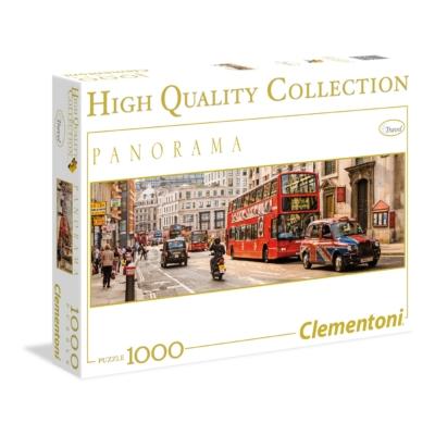 Clementoni 1000 db-os puzzle London 39300