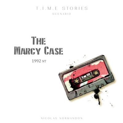 T.I.M.E Stories (Time Stories) – The Marcy Case kiegészítő