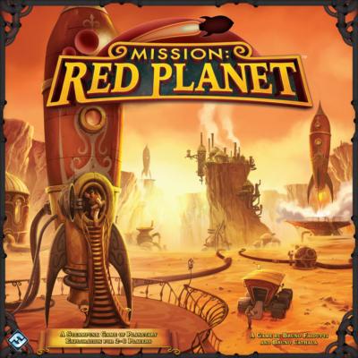 Mission: Red Planet (2015-ös kiadás)
