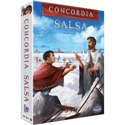 Concordia: Salsa kiegészítő