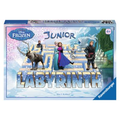 Ravensburger Jégvarázs junior labirintus