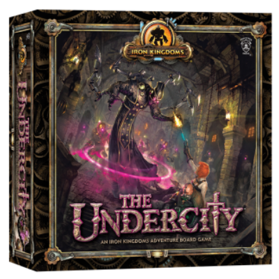 Iron Kingdoms: Undercity