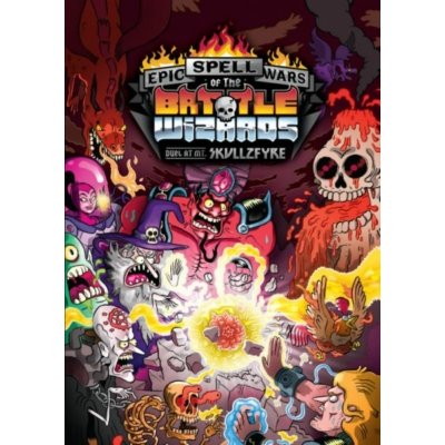 Epic Spell Wars of the Battle Wizards 1: Duel at Mt. Skullzfyre