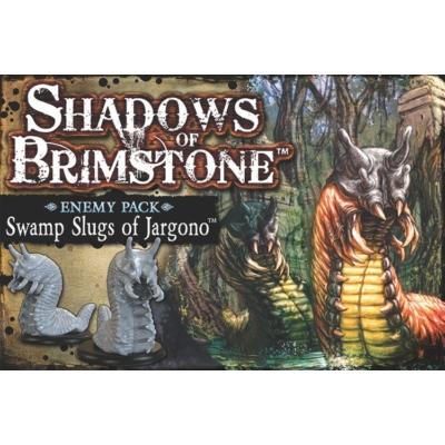 Shadows of Brimstone: Swamp Slugs of Jargono kiegészítő