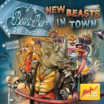 Beasty Bar - New Beasts in Town